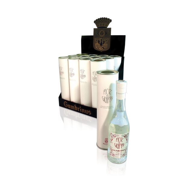 Mignon tube 10 cl - expo 12 bottles