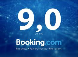 Rating 9.0 su Booking.com